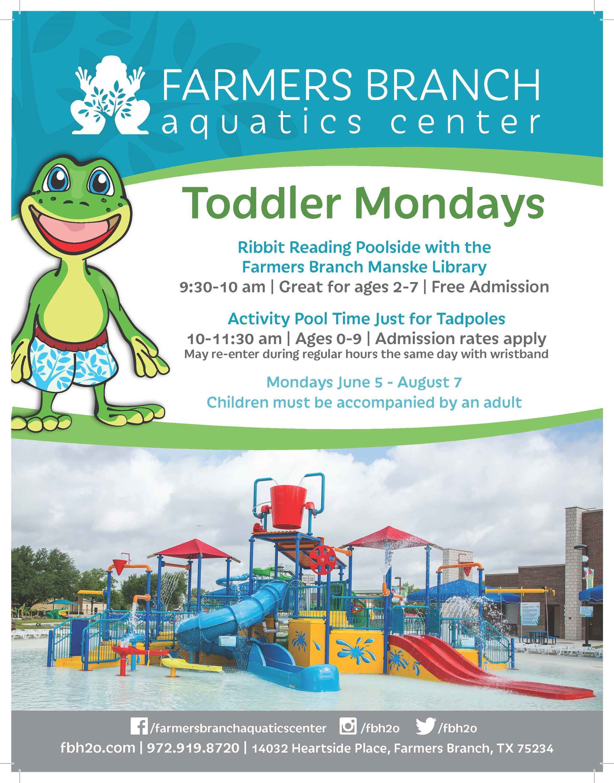 FBAC-Toddler Time Flyer 2017