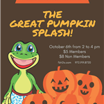 Great Pumpkin Splash
